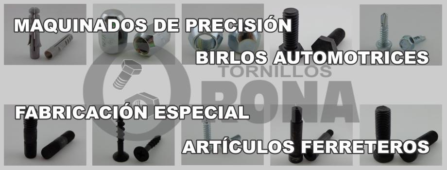 BIRLOS-FERRETERÍA-MAQUINADO-FABRICACIONES ESPECIALES