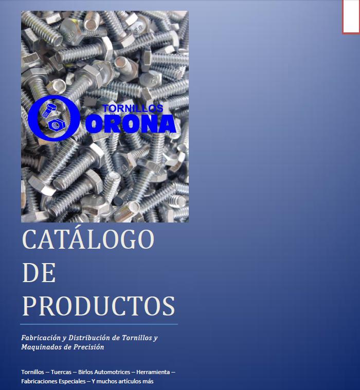 Catálogo y Lista de Precios